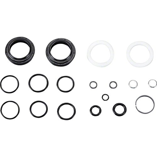 Bester der welt Rockshox Unisex – Wartungskit für Federgabel für Erwachsene – 2055980093 Kit, schwarz, Größe 1