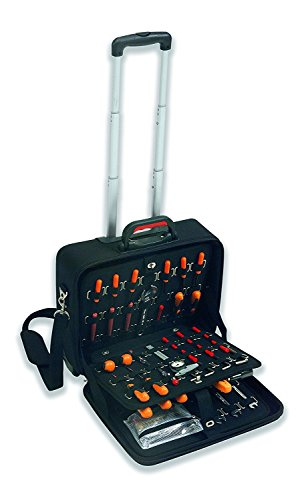 Plano PLO112E1NR Carro porta herramientas profesional en E.V.A. (Etileno, Vinilo, Acetato), con...