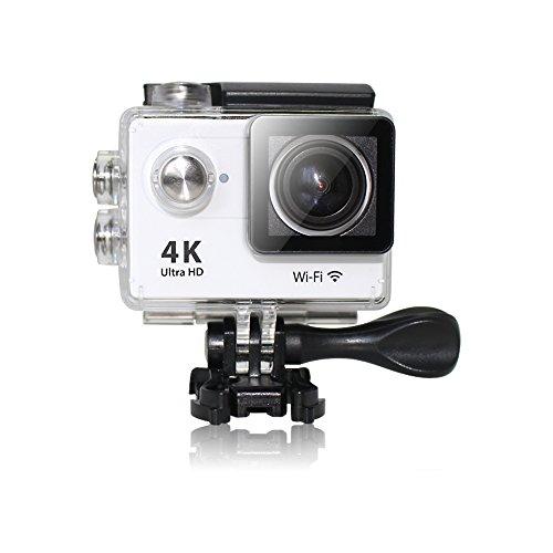 【4K 動画】【広角170度】 MARSHAL製 防水 ハイエンド 4K スポーツカメラ WiFi リンク機能 HDMI出力搭載 ア...