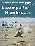 Abreißkalender Hundefreunde 2020
