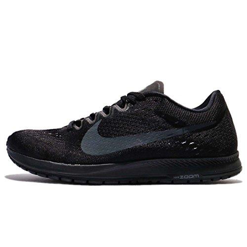 Nike Men's Zoom Streak 6, Black/Dark Grey, 8.5 UK