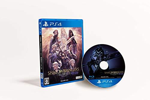 Final Fantasy XIV Online Shadowbringer For SONY PS4 PLAYSTATION 4 JAPANESE VERSION