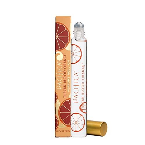 Pacifica - Parfüm Roll-On Tuscan Blood Orange - Roll-On Parfüm basierend auf natürlichen Substanzen - 10ml