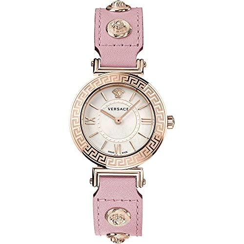 Versace Reloj de pulsera para mujer, 35 mm, VEVG00520