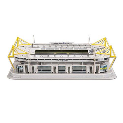 Borussia Dortmund, BVB-3D-Stadionpuzzle, Mehrfarbig