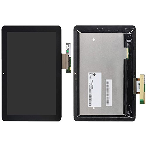 Compatibele Vervangings IPartsBuy for Acer Iconia Tab A210 10,1 inch LCD-scherm + Touch Screen Digitizer Vergadering Replacement Accessory