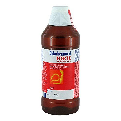 Chlorhexamed FORTE alkoholfrei 0,2% L�sung, 600 ml