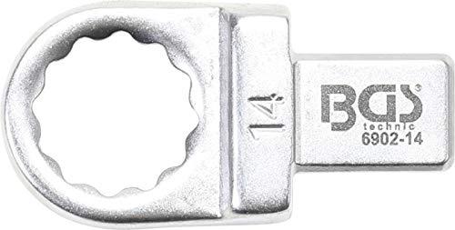 BGS 6902-14 | Clé annulaire | 14 mm | Empreinte 9 x 12 mm