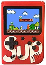 Brand New World SUP Handheld Game Console, Classic Retro Video Gaming Player Colorful LCD Screen USB Rechargeable Portable...