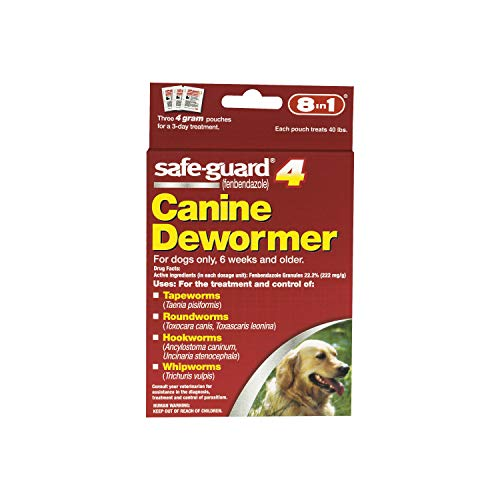 Safe-Guard Canine Dewormer for Dogs
