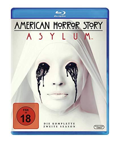 American Horror Story - Season 2/Asylum [Blu-ray]