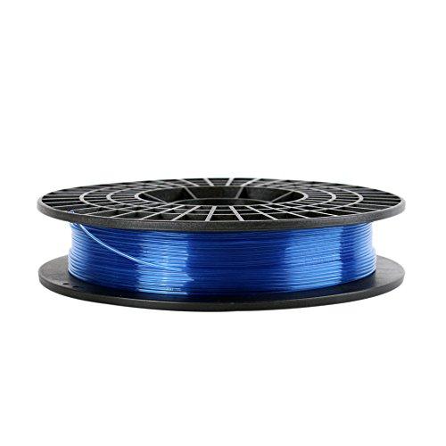 Colido Filamento Gold PLA 1.75mm Blue Clear