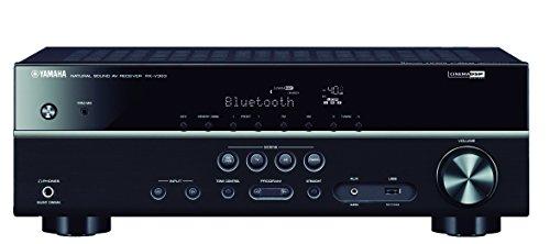 Yamaha RX-V383 AV-Receiver (mit Bluetooth) Schwarz