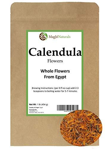 Calendula Flowers   Whole   100% Raw From Egypt   Egyptian fields at Faiyum Oasis (1)