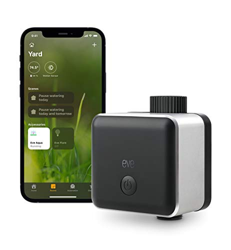 Eve Aqua – Apple HomeKit Smart Home, Smart Water...
