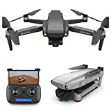 2021 JJ106 Pro 1.2KM FPV 3-axis Gimbal Foldable GPS drone with 4K camera full HD Live Transmisión