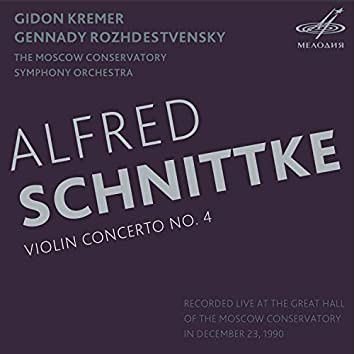 Schnittke: Violin Concerto No. 4 (Live)