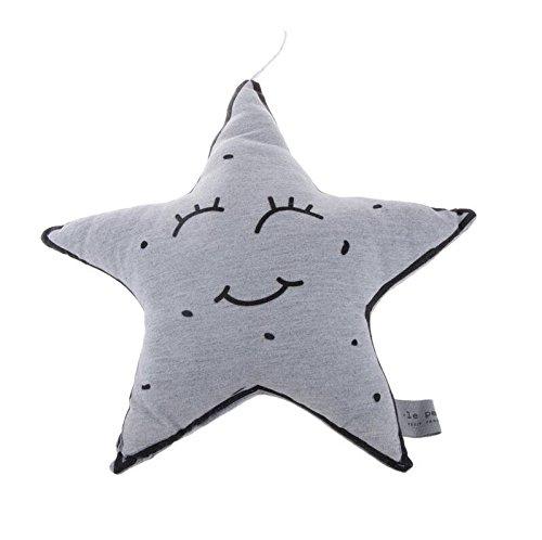 Fengh mignon petit en forme d'étoile lumineux de coussin bébé Doudou Home Decor (s)
