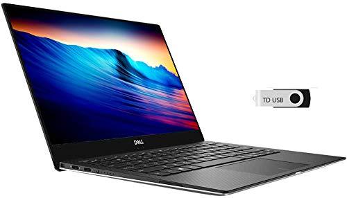 "Dell XPS 13 7390 Business Laptop 13.3"" FHD Non-Touch Display Intel Quad-Core i7-10510U 8G Ram512G SSD Backlit FP Thunderbolt WiFi Win 10 Pro | TD 32GB USB Drive"