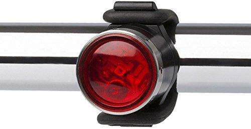 LED Lenser B2R recargable luz trasera, color Negro - negro, tamaño Gift Box