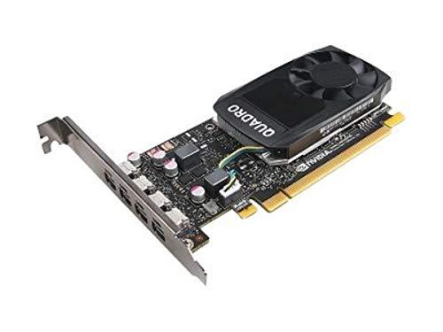 NVIDIA 4X60N86661 P1000 Grafikkarten Schwarz