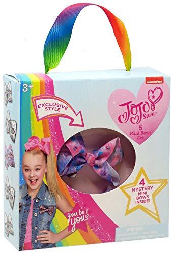 HRE JoJo Siwa Mini Bow Box Collection 5 Bows