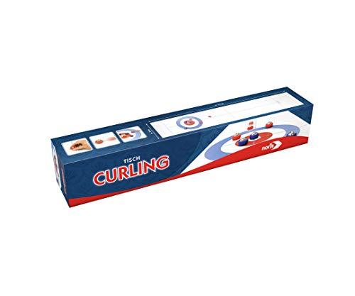 Noris 606101717 Tisch Curling - Tabletop Spiele