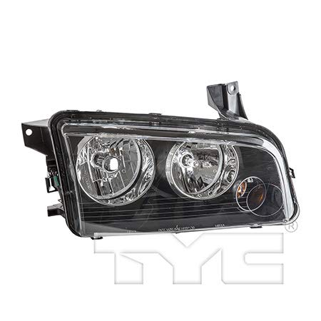 08 charger headlight assy - 9