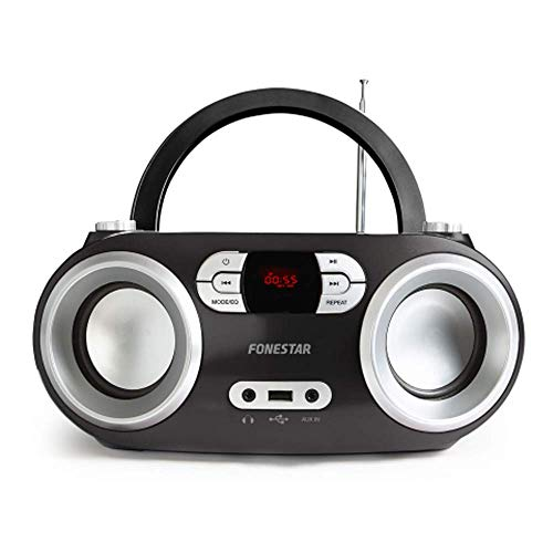 Radio CD Fonestar Bluetooth USB.