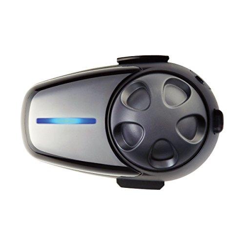 Sena SMH10-11 SMH10 - Sistema de comunicación Bluetooth para Motocicletas con Kit de micrófono Universal