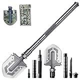 Best Survival Tools - Mempa Multi-Purpose Folding Shovel 23-in-1 Ultimate Survival Tool Review