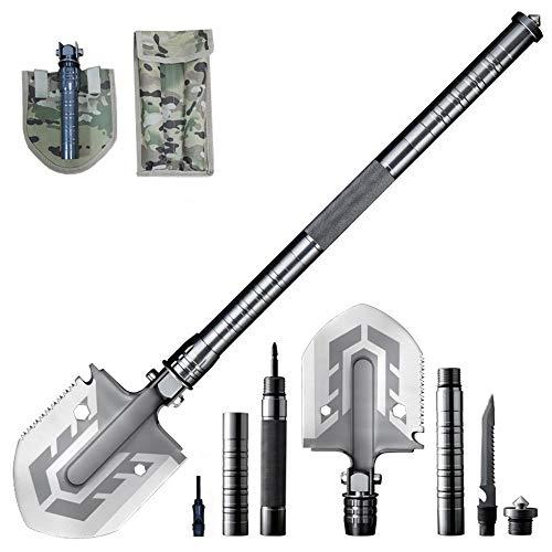 Mempa Multi-Purpose Folding Shovel 23-in-1 Ultimate Survival Tool