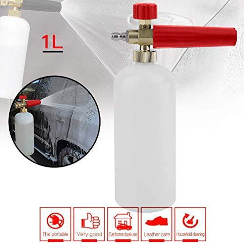 ICOCO KARCHER Sneeuw Schuim Verstelbare Lance Washer Voor Auto Valeting Reiniging 1L Fles UK