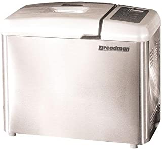 Breadman TR900S Professional-Series Breadmaker, Brushed Stainless Steel