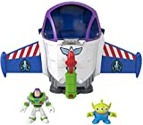 Fisher-Price Imaginext Disney Pixar Buzz Lightyear Space Mission Playset