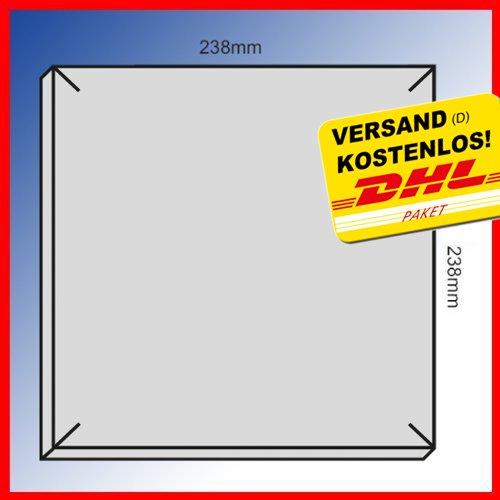 5x Original – Filter – Filtereinsatz LIMODOR F/M – Badlüfter – Limot Compact 238x238mm – Ersatzfilter Art.-Nr.: 00070 - 3