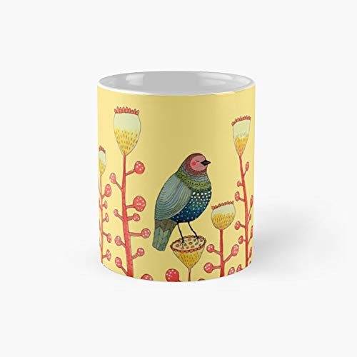 Le Petit Matin Classic Mug Birth-day Holi-day Gift Drink Home Kitchen