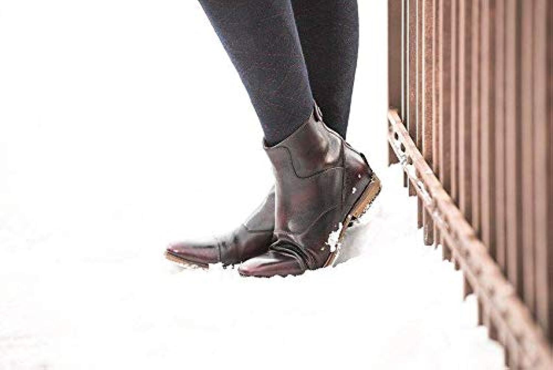 HKM Stiefelette - Scotland- Echtes Leder3100 Hose Hose Hose 96b