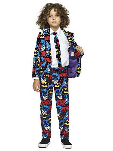 OppoSuits Verrückte Anzüge für Jungen - Wird mit Jacke, Hose und Krawatte - US08