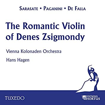 The Romantic Violin of Denes Zsigmondy