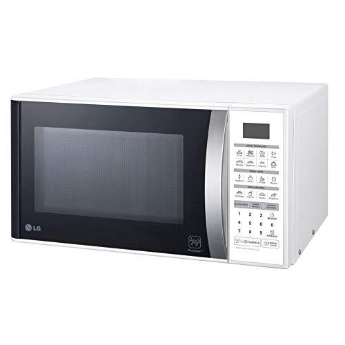 Micro-ondas LG Easy Clean Branco 30L MS3052R - 110V