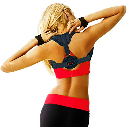 Posture Corrector for Women and Men - Easy to Wear Posture Brace...