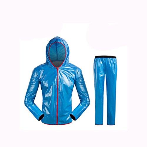 Nydzdm Sport-regenjas, sportieve fiets, winddicht, volle mouwen, waterdicht, waterdicht