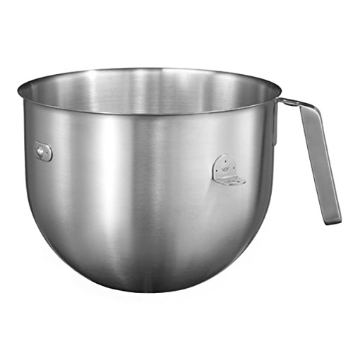 Kitchenaid 5KC7SB Schüssel, 6,9 l
