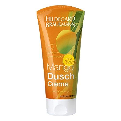 Hildegard Braukmann Mango Dusch Creme, 1er Pack (1 x 200 ml)