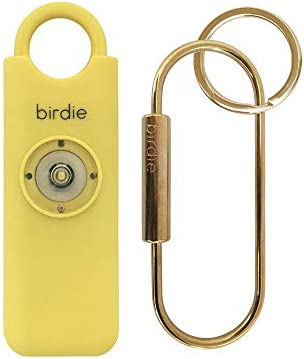 She s Birdie The Original Personal Safety Alarm for Women by Women 130dB Siren Flashing Strobe product image