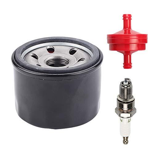 951-12690 951 12690 Oil Filter Fits for Huskee LT3800 LT4200 Craftsman LT1500 T1000 R1000 Troy Bilt LS27 TB30R MTD 4P90HU Mower Replace 751-12690 751-11501