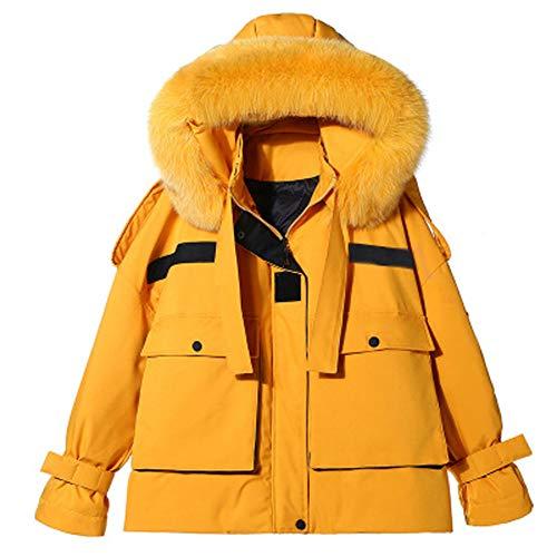 Werkkleding Down Jacket, Outdoor Down Jacket, Dik en Comfortabel, Geschikt voor Outdoor Activiteiten in de Winter Retro Small Kleur
