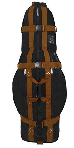 Club Glove Last Bag Large Pro Golf Travel Bag (Black/Copper)