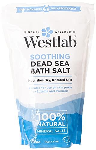 Westlab Sel de Bain de la Mer Morte 1 kg